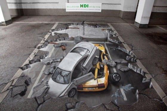 parking garage stader