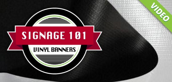 Vinyl Banners Video Signage  Signscom Blog - A basic guide to vinyl signs   removal options