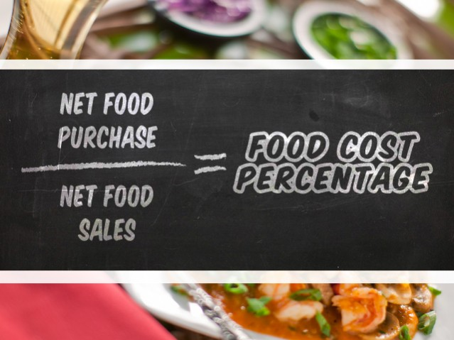 Restaurant Food Costs How To Control Them Signs Com Blog