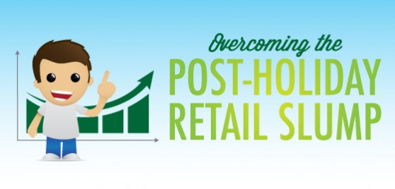 retail strategies post holiday slump