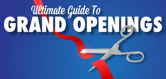 Grand Opening Guide - Ideas, Marketing, Activities & More | Signs.com