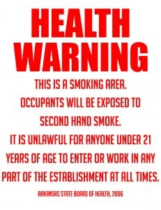 No Smoking Laws For All Fifty States | Signs com Blog
