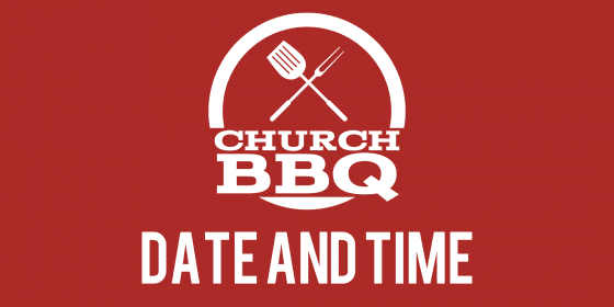church bbq red