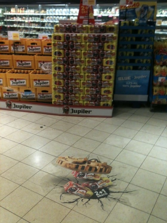 jupiler gloor graphic