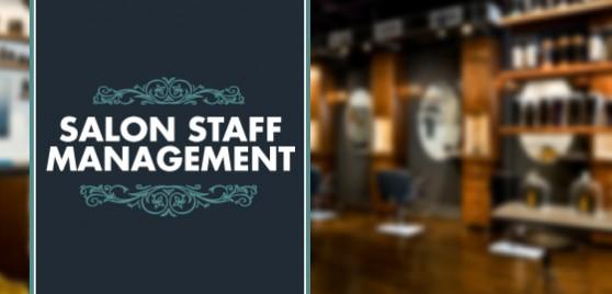 salon staff management feature