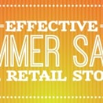 retail stores summer sales