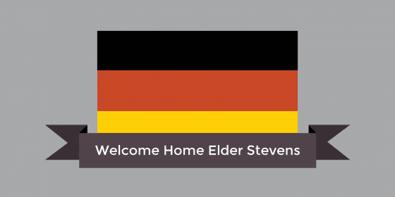 welcome home elder flag banner