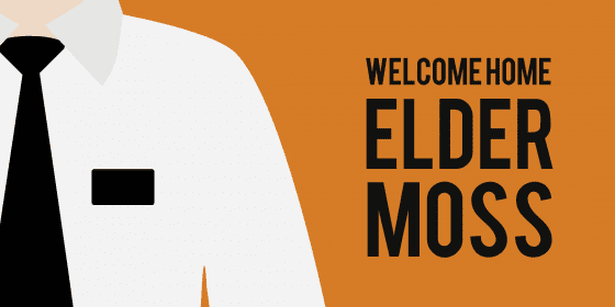 welcome home elder banner template