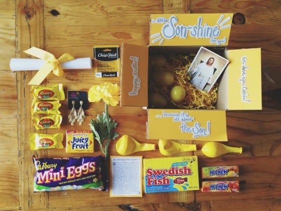 Easter Care Package