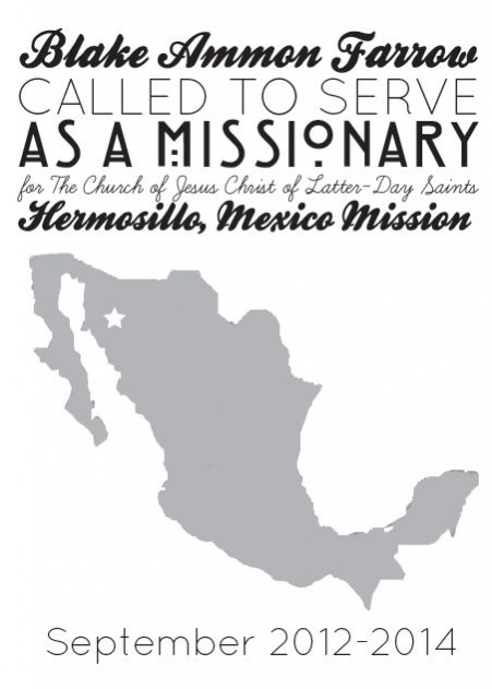 Mission Area Print For Home