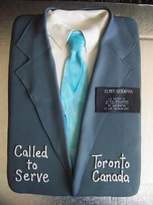 Missionary Suit Coat Cake 1