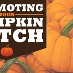 promoting your pumpkin patch