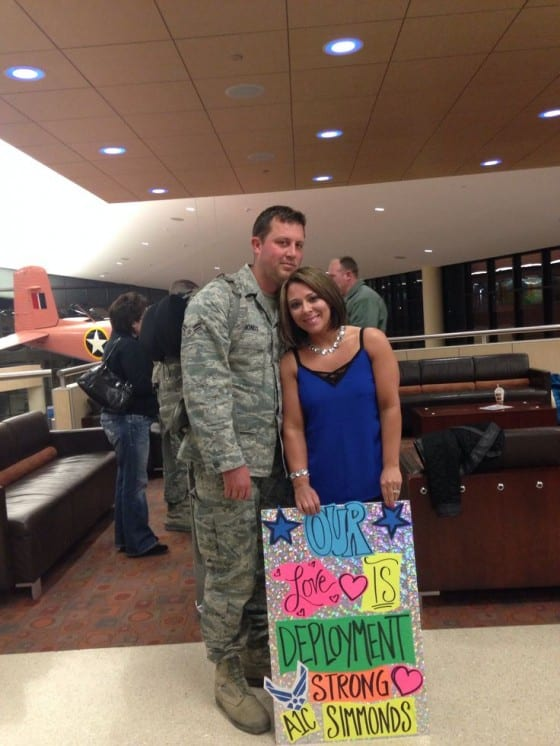 love is deployment strong sign
