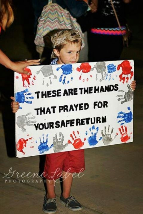 hands that prayed sign