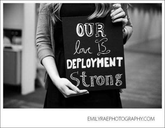 love is deployment strong