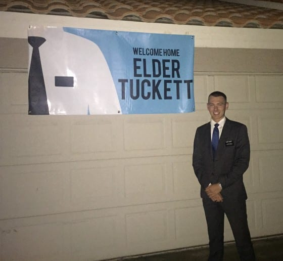 missionary banner garage