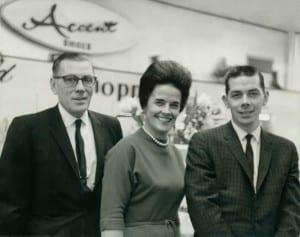 Oscar, Norene & Rober Swerengin