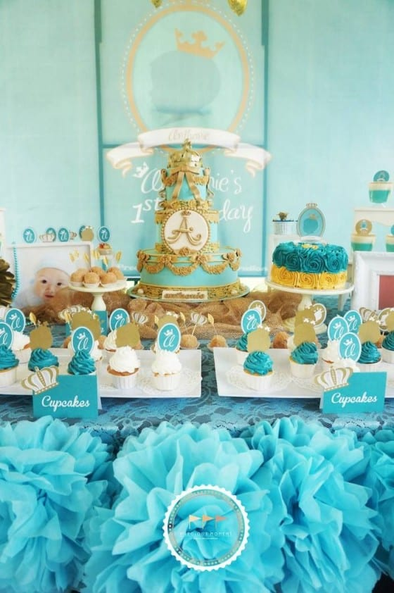 First Birthday Party Ideas Themes Games More