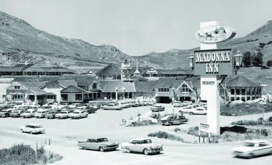 Madonna Inn Historic Shot