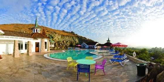 Madonna Inn View