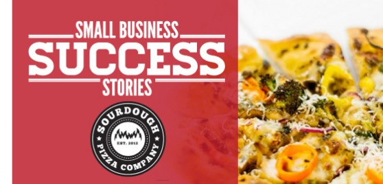 Small Business Succes Sourdough Pizza Company feature