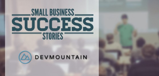Small Business Succes DevMountain Feature