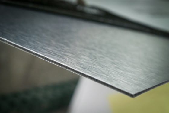 brushed aluminium sheets 2
