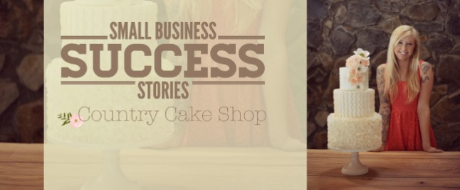 Small Business Succes Country Cake Shop Wider Feature