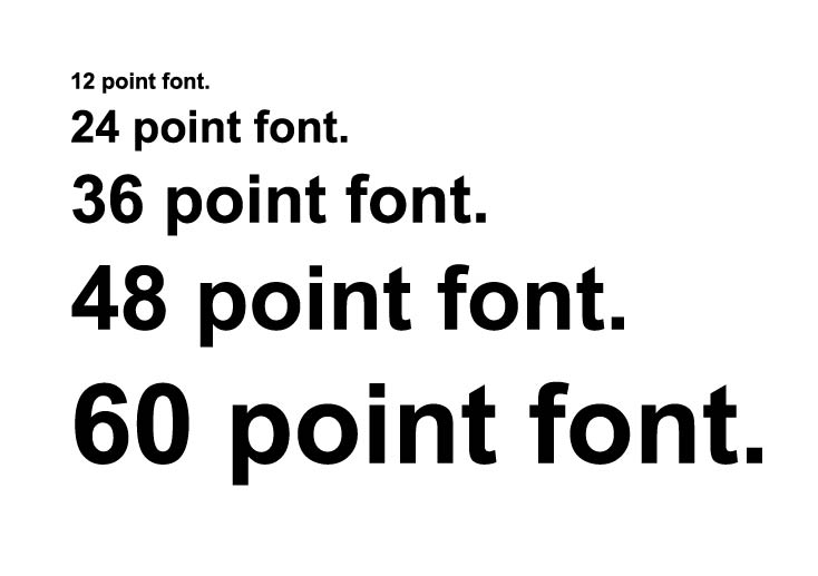 Fonts  Signage 101  Signsm Blog. Sample Resume For 2 Years Experience. Resume Cv Example. Sample Resume For Graphic Designer Fresher. How To Describe Babysitting On A Resume. Other Term Of Resume. Patient Care Technician Resume. Ps4 Suspend Resume. Simple Resume Templates