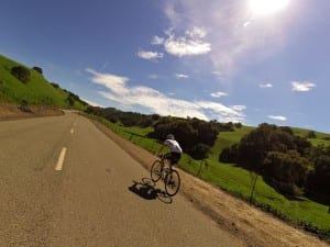 Velo Pro bike ride