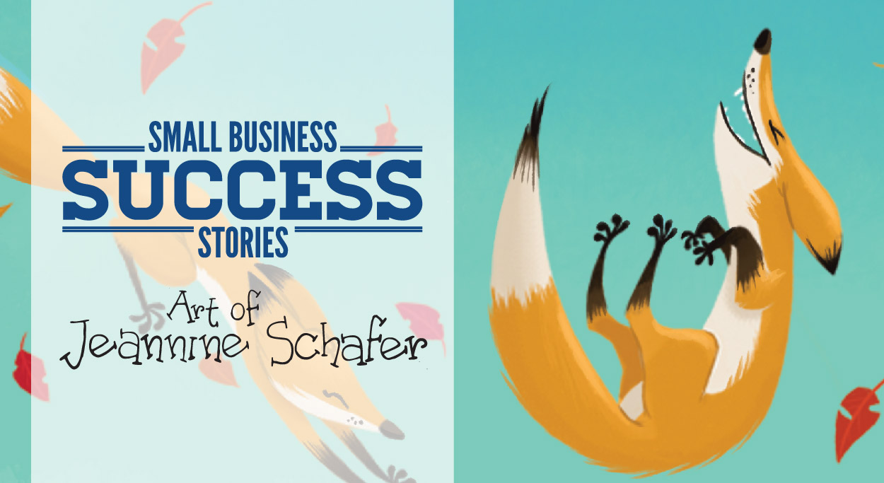 small business success story Jeannine Schafer