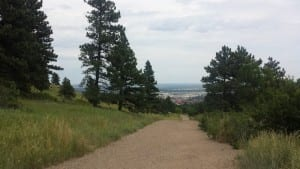 Flat Irons Hiking Trail