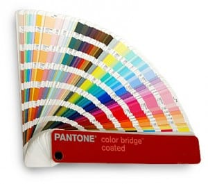 Pantone Book of Colors