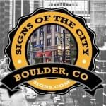 Signs of the City: Boulder CO