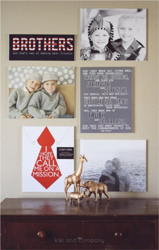 family shots canvas prints