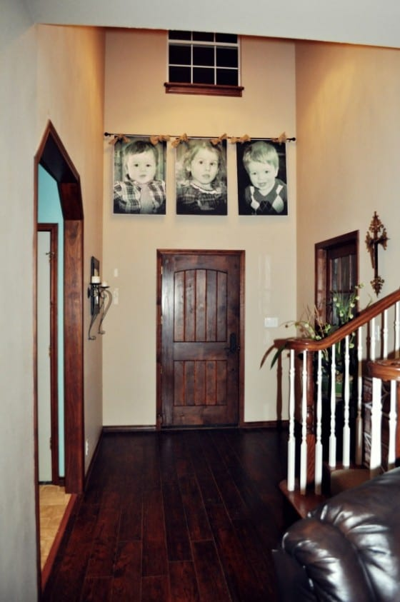 entry way kids prints