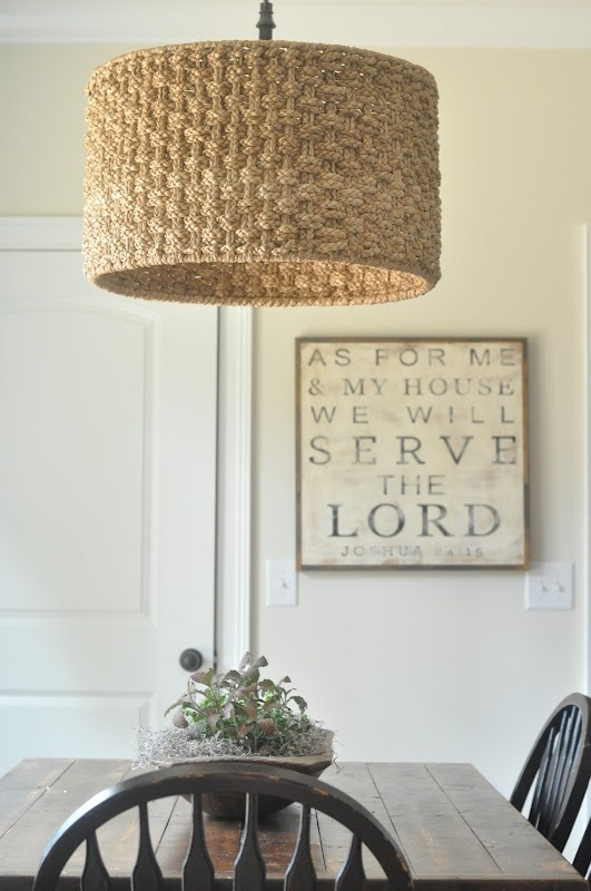 serve the lord print