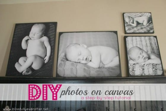 newborn multiple prints
