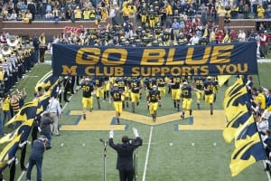 Michigan Fabric Banner