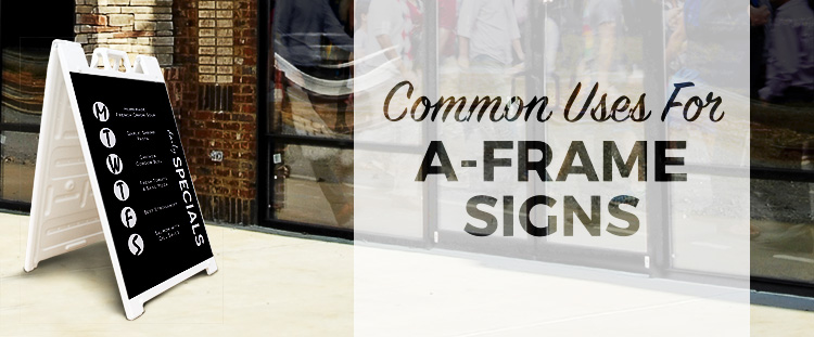 Aframe sign feature image