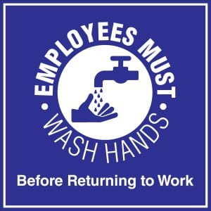 Generic handwashing sign 3
