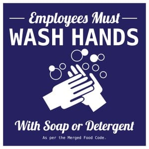 Massachusetts handwashing sign