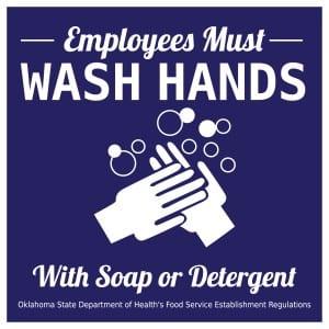 Oklahoma handwashing
