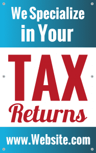 Tax services banner 2