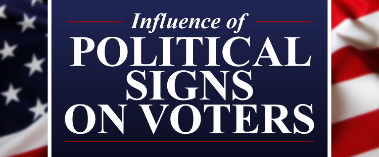 The Impact of Political Signs on Name Recognition and Voter Preferences