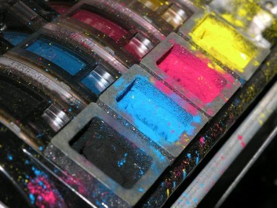 Toner Ink Cartridges