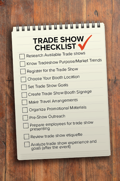 Trade Show Booth Etiquette : An exhibitor s guide to trade shows conferences signs