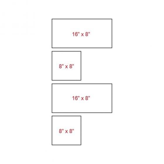 canvas wrap vertical layout