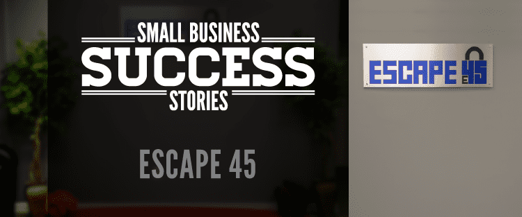small business success story escape