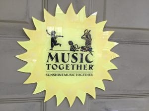 Sunshine Music Together Logo